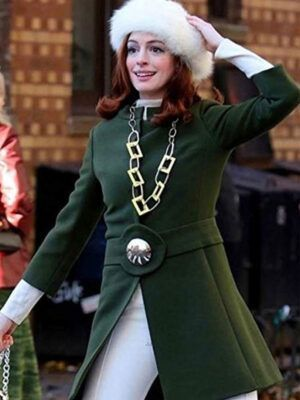 Modern Love Green Coat