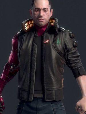 Cyberpunk 2077 Night City Dreamer Jacket