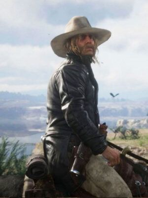 Red Dead Redemption 2 Micah Bell Tail Coat