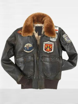 Womens Top Gun Bomber Jacket
