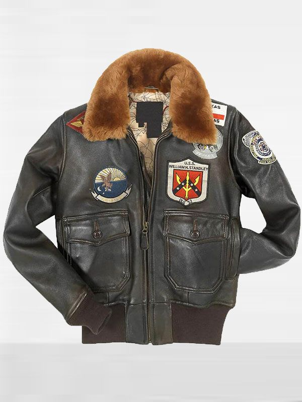 Womens Top Gun Bomber Jacket