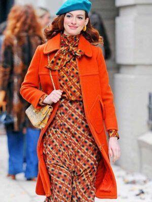 Modern Love Lexi Orange Coat