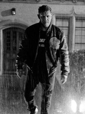Venom 2 Eddie Brock Baseball Jacket