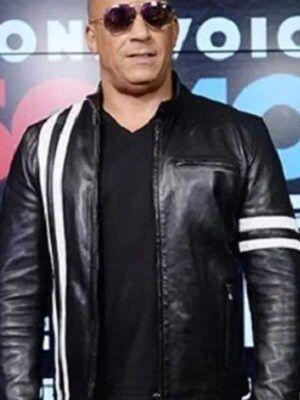 Vin Diesel Bloodshot Ray Garrison Jacket