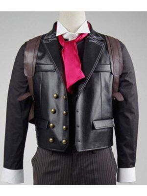 Booker-Dewitt-Bioshock-Infinite-Leather-Vest