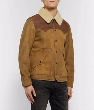 Yellowstone Season 3 Shearling Jacket