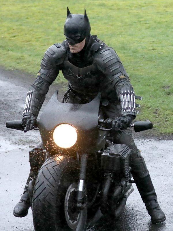 The Batman 2021 Jacket   Bruce Wayne Leather Jacket