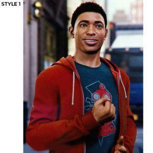 Miles Morales Jacket
