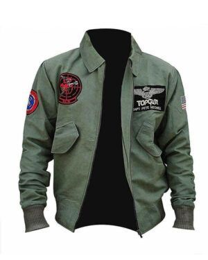 Top Gun Maverick Jacket