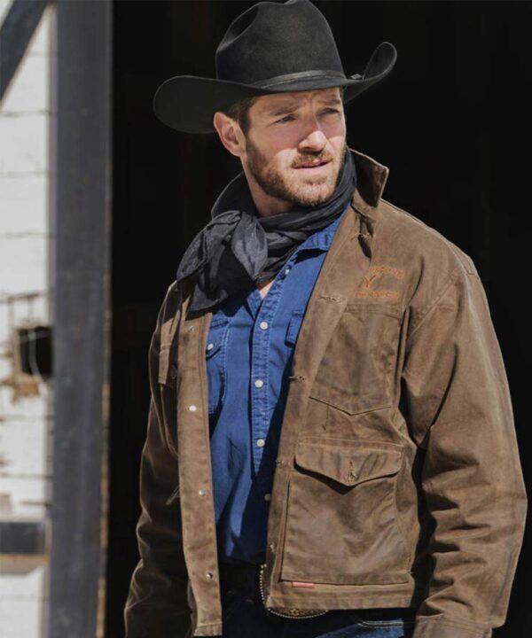 Yellowstone Season 3 Ryan Jacket