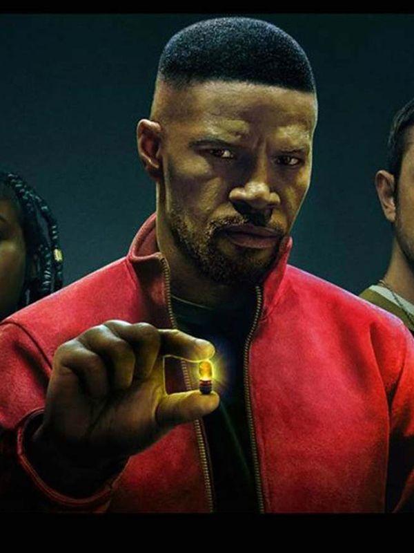 Jamie-Foxx-Project-Power-Red-Jacket