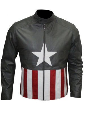 Captain America Bon Jovi Jacket