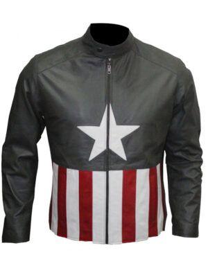 Captain America Bon Jovi Jacket