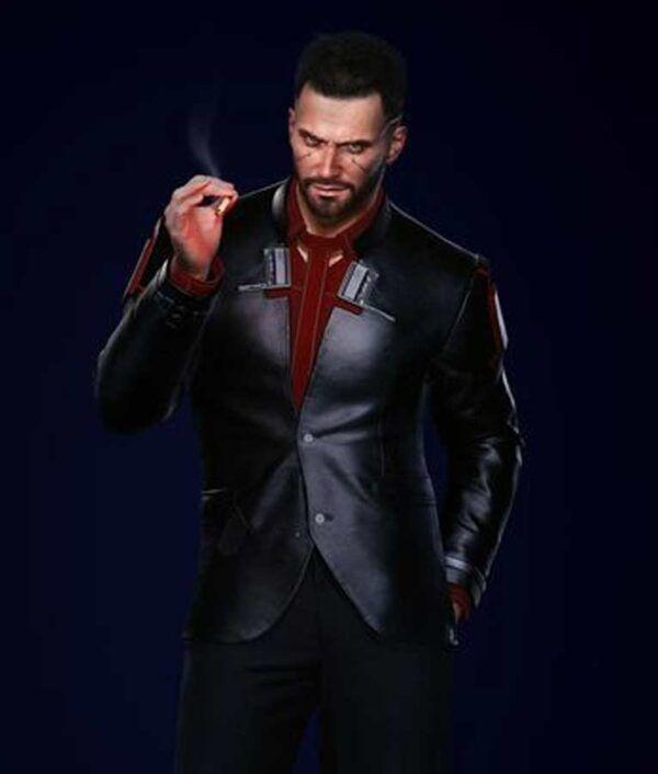 Cyberpunk 2077 V Male Blazer