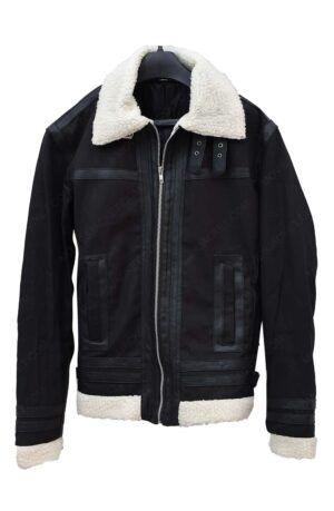 Mens Hemskin Shearling Jacket