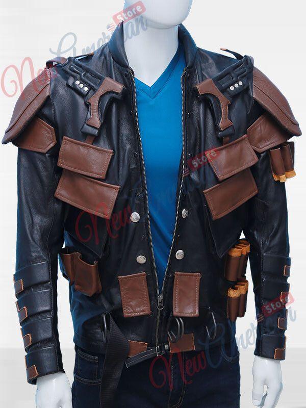 The Suicide Squad 2 Savant Jacket