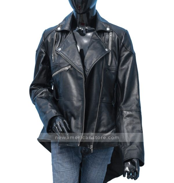 The 100 Season 7 Clarke Griffon Jacket