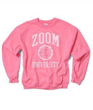 Zoom University Sweatshirt