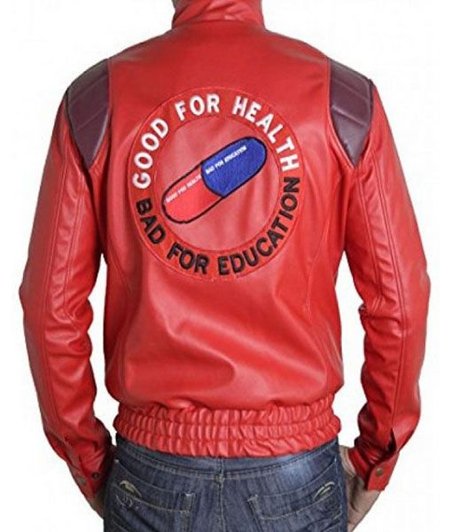 Bad For Education Red Jacket