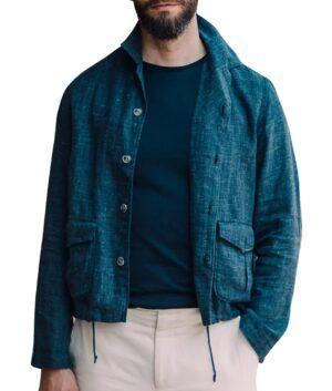 No Time To Die Blue Jacket