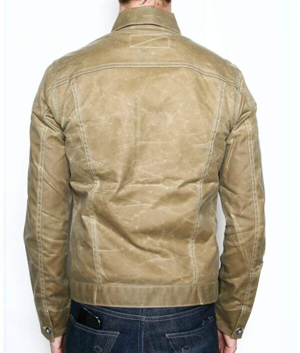James Bond Tan Jacket