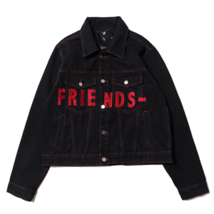 VLONE Friends Denim Jacket