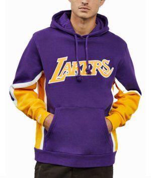 Los Angeles Lakers Hoodie