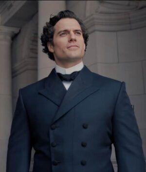 Enola Holmes Coat