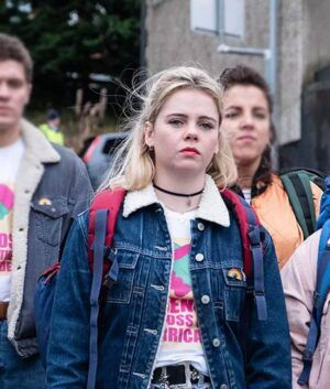 Derry Girls Erin Jacket