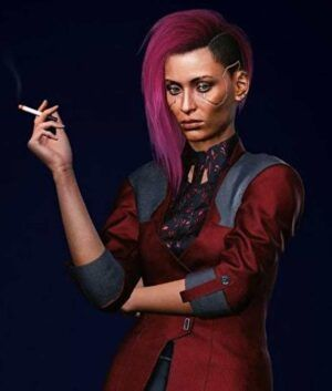 Cyberpunk 2077 V Female Jacket