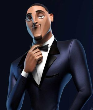 Spies In Disguise Suit