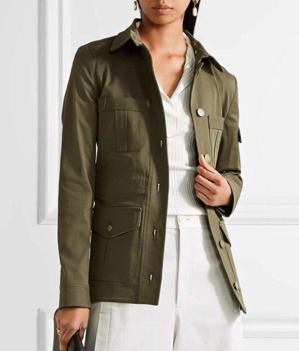 Melania Trump Military Jacket