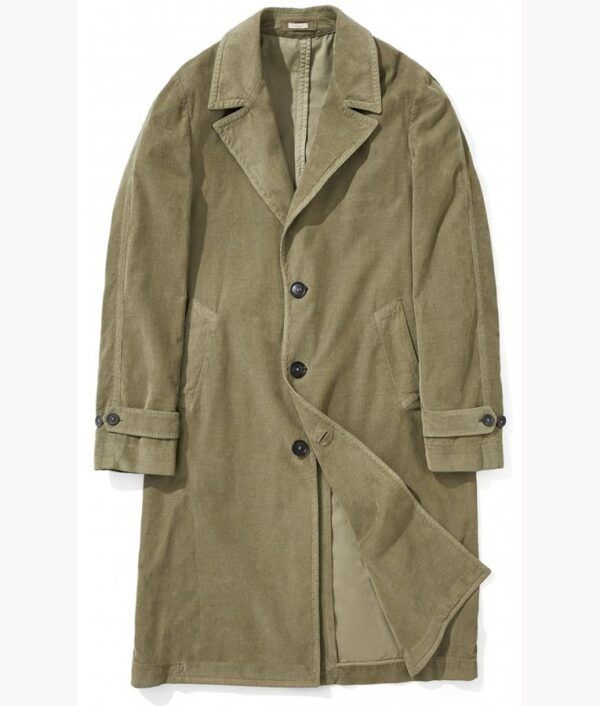No Time To Die Duster Coat