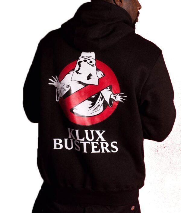 Klux Busters Black Hoodie