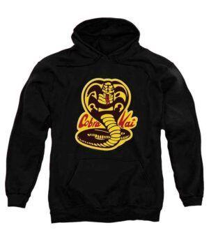 Cobra Kai Cotton Hoodie