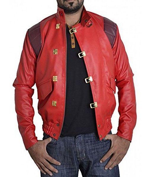 Akira Kaneda Red Jacket