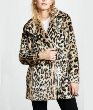 Beth Dutton Cheetah Print Coat
