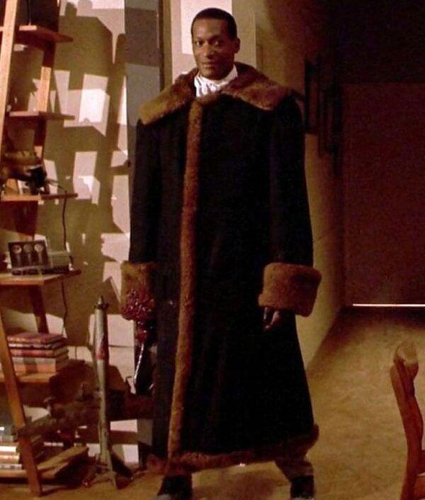 Anthony McCoy Coat