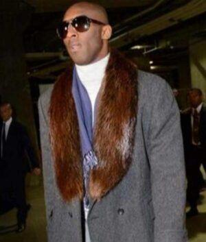 Kobe Bryant Fur Coat