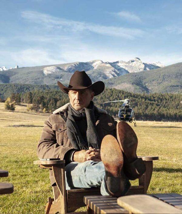 Yellowstone Corduroy Jacket