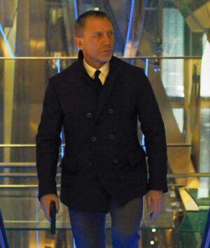 James Bond Skyfall Peacoat