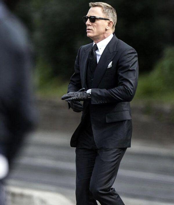 James Bond Spectre Suit