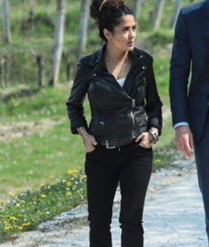 The Hitman's Wife's Bodyguard Jacket