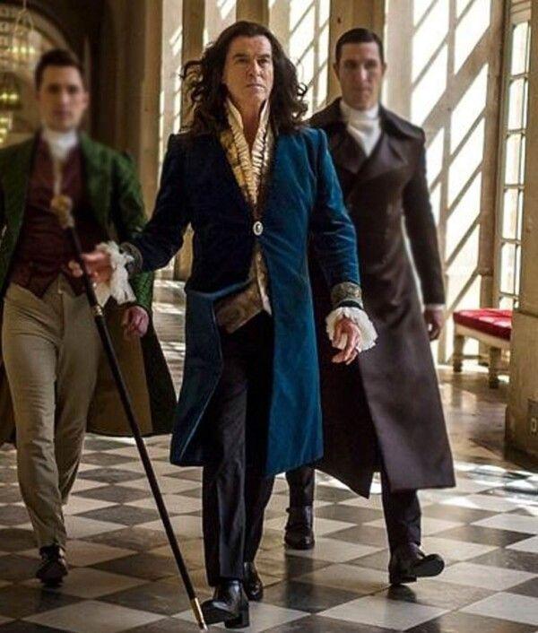 King Louis XIV Coat