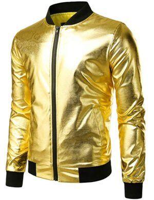 Rocketman Golden Jacket