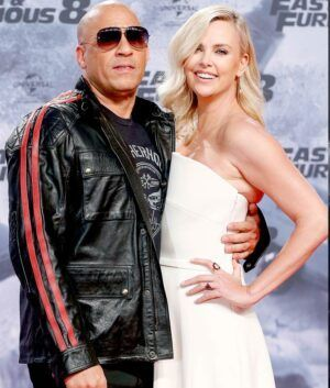 Fast and Furious 9 Premiere Jacket