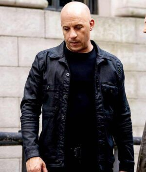 The Fate Of The Furious Jacket