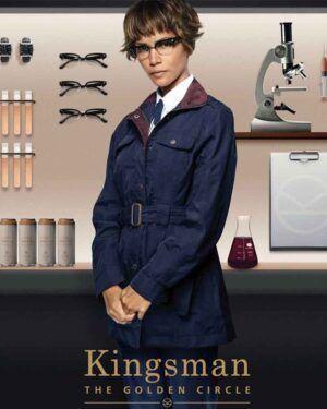 Kingsman Ginger Ale Coat