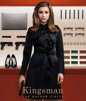 Kingsman Roxy Coat