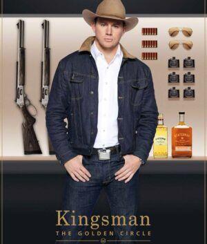 Kingsman Tequila Jacket